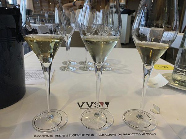 Meilleur vin belge 2021: tous en lice!